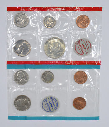 1970 United States Mint Uncirculated Coin Sets