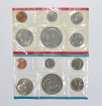 1976 United States Mint Uncirculated Coin Sets