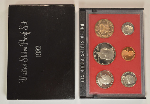 1982-S Cameo Proof Set