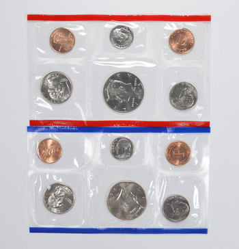 1996 United States Mint Uncirculated Coin Sets
