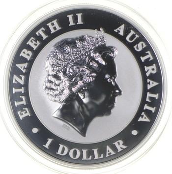 2018 - Australia $1 Dollar Koala - 1 Troy Oz .9999 Fine Silver - Highly Collectible