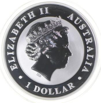 2018 - Australia $1 Dollar Kookaburra - 1 Troy Oz .9999 Fine Silver - Highly Collectible