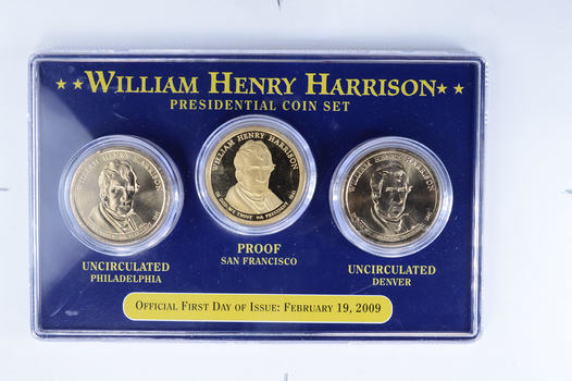 Beautiful! - 3 Coin Philadelphia/Denver/San Fran - Presidential Dollar Set- Includes PROOF