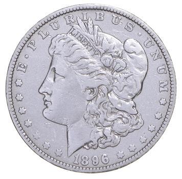 BETTER - 1896-O Morgan Silver Dollar - High Grade - Look at price guide!