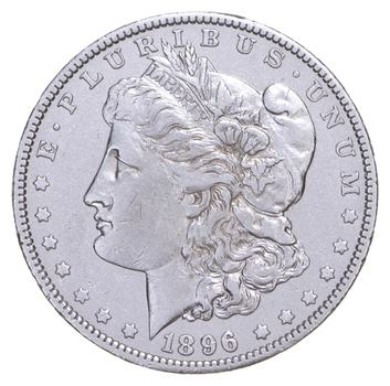 BETTER - 1896-O Morgan Silver Dollar - High Grade - Look at price guide!