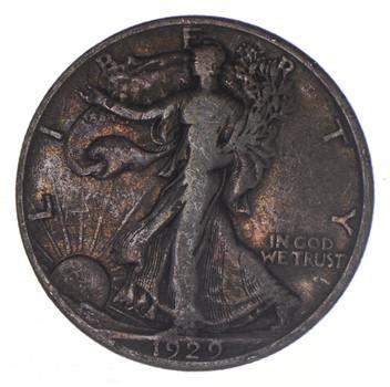 Better 1929-D - US Walking Liberty 90% Silver Half Dollar Coin Set Break