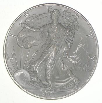 Better Date 2007 American Silver Eagle 1 Troy Oz .999 Fine Silver