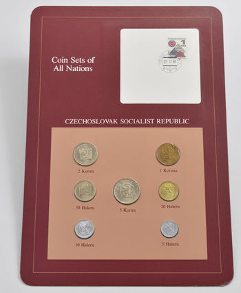 Coins of All Nations Limited Edition Coin & Stamp Cover - NICE