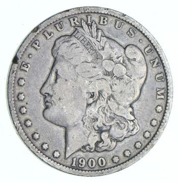 Early 1900-O Morgan Silver Dollar - 90% US Coin