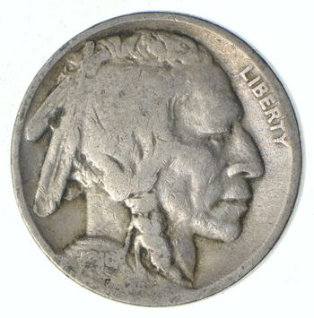 Early - 1919 Buffalo Nickel - Philadelphia Minted