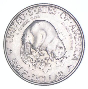 Early - 1936 Albany New York US Mint Commemorative Half Dollar - Brilliant