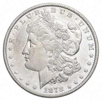 First Year - 1878 Morgan Silver Dollar - Tough Coin - Unchecked For Varieties