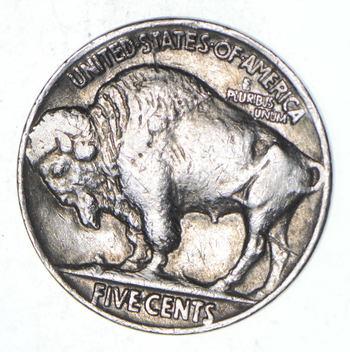 FULL HORN - High Grade - TOUGH 1936 Buffalo Nickel - Sharp Coin!