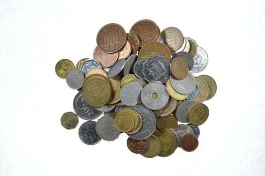 HAND Full of Mixed World Coins - Collection Great Lot Mix Bulk