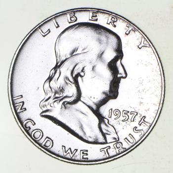 higher grade 1948 d rare franklin half dollar 90 silver coin 1952 Half Dollar Mint Mark higher grade 1957 d rare franklin half dollar 90 silver coin