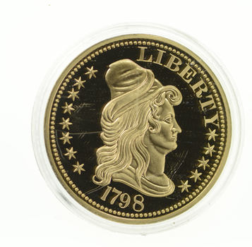 Museum Quality - Gallery Mint Tribute Coin - Looks Proof! - Stunning
