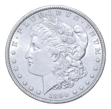 RARE - 1890-S Morgan Silver Dollar - Very TOUGH - High Redbook