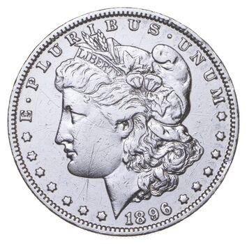 RARE - 1896-O Morgan Silver Dollar - Very TOUGH - High Redbook