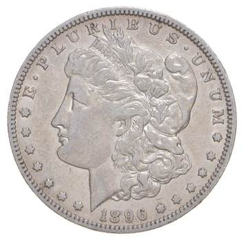 RARE - 1896-O Morgan Silver Dollar - Very TOUGH - High Redbook