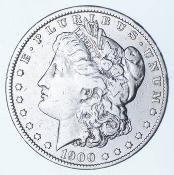 RARE - 1900-O Morgan Silver Dollar - Very TOUGH - High Redbook