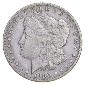 RARE - 1900-S Morgan Silver Dollar - Very TOUGH - High Redbook