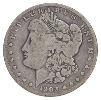 RARE - 1903-S Morgan Silver Dollar - Very TOUGH - High Redbook