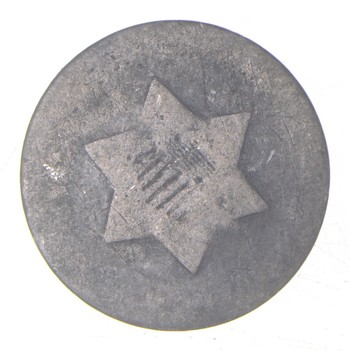 RARE Silver Trime - Worn Date Three Cent Silver - 3 Cent Early US Coin - Look it up!