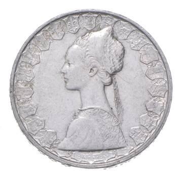 SILVER - WORLD Coin - 1960s Italy 500 Lire - World Silver Coin