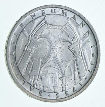 SILVER - WORLD Coin - 1978 Germany 5 Mark - World Silver Coin 11.1 Grams!