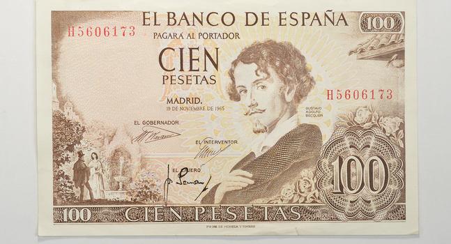 Spain - European - PRE Euro Paper Money - Difficult