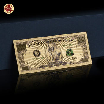 Statue of Liberty $1,000,000.00 ONE MILLION Fantasy Bank Note