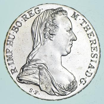 Stunning - 1780 Austria Maria Theresa Silver Thaler