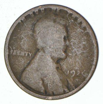 Tough 1926-S Lincoln Wheat Cent