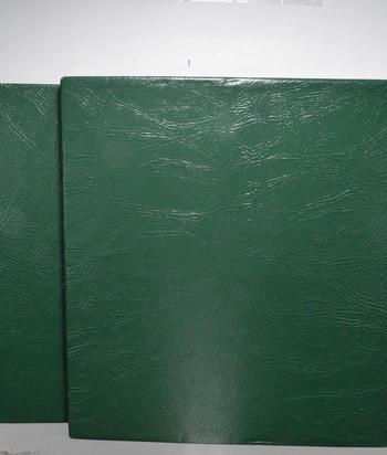 Used Littleton Custom Album Empty Coin Album Book - * 28.1 Oz.
