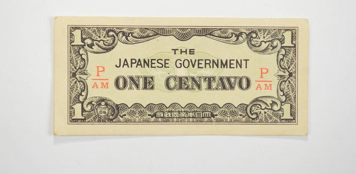 War Issue - Japanese Currency Collection - Historic Bank Notes