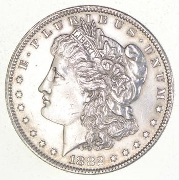 W@W Early 1882-O Morgan Silver Dollar - 90% US Coin - Nice Coin
