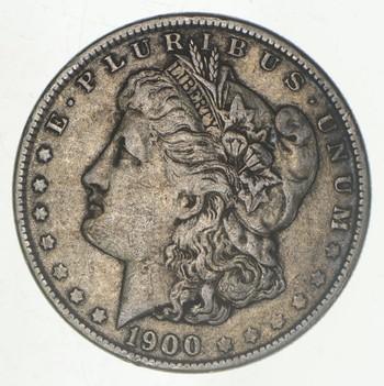 W@W Early 1900-O Morgan Silver Dollar - 90% US Coin - Nice Coin