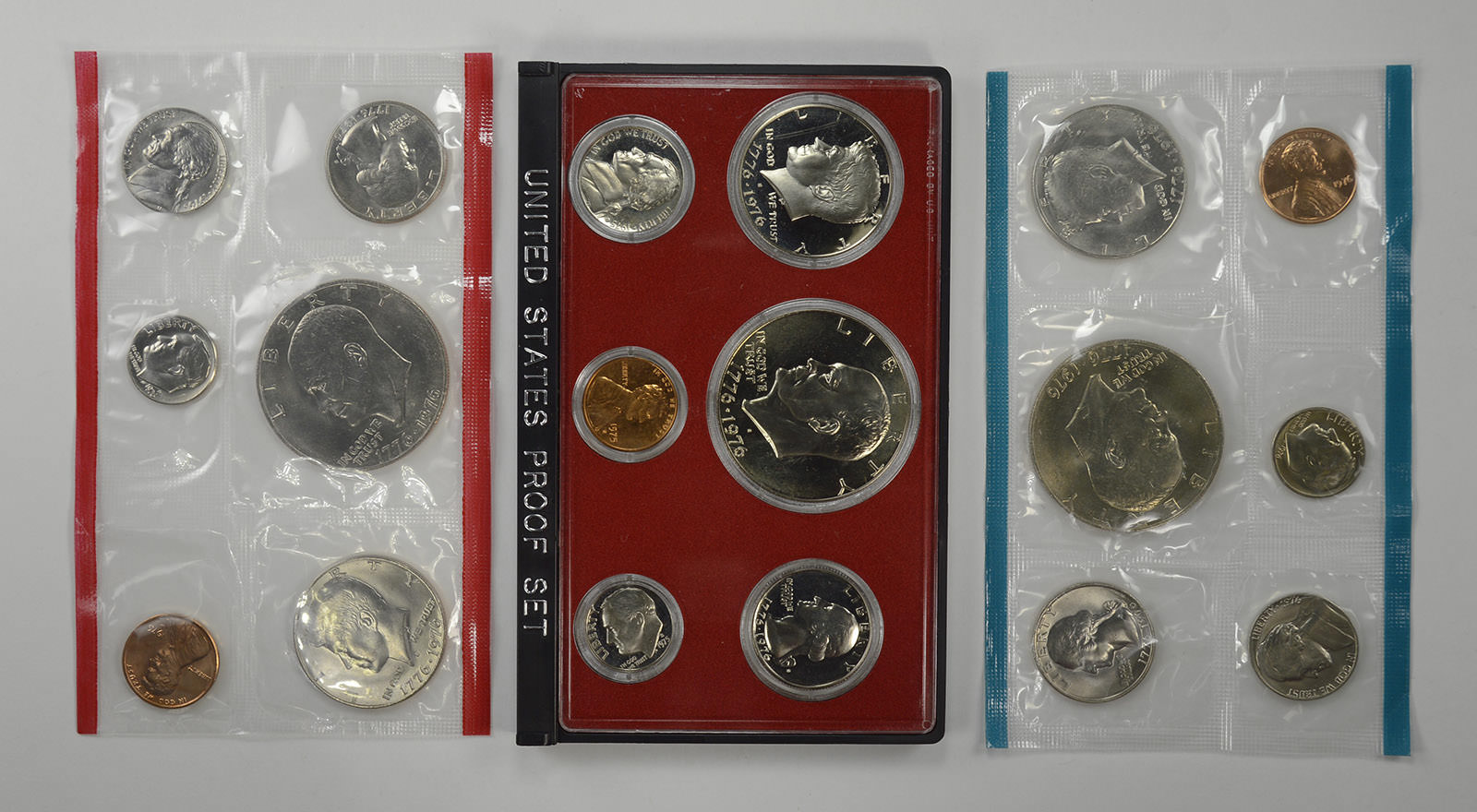 mint coin collection