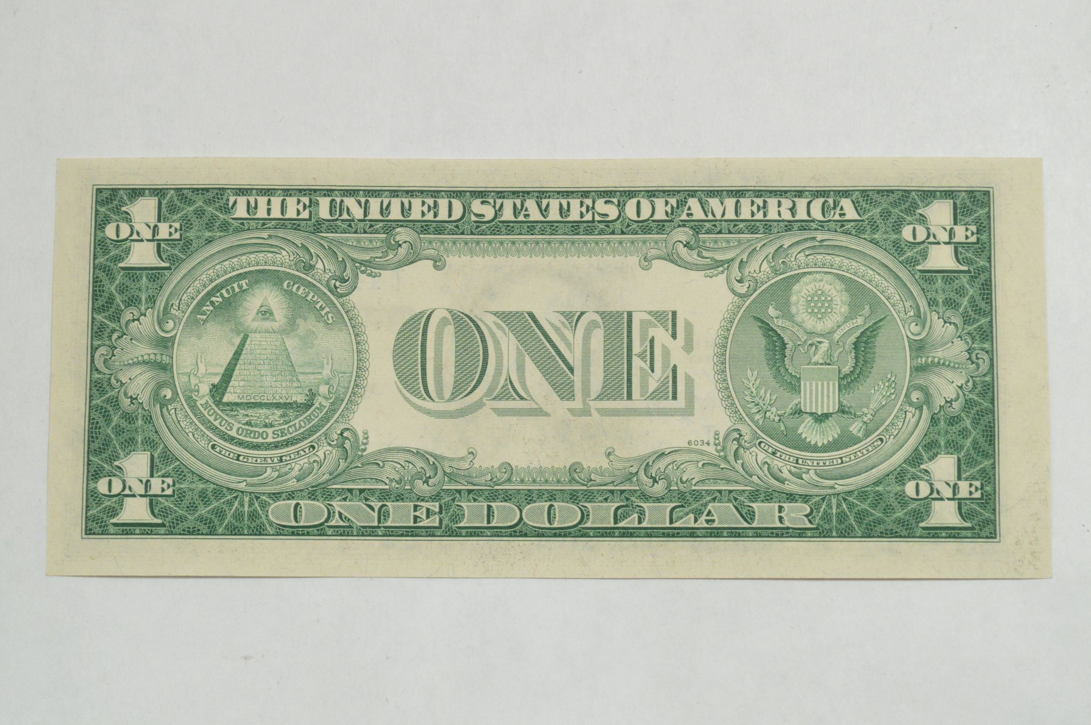 Autographed Rare Series 1935 F 1 Dollar Silver Certificate