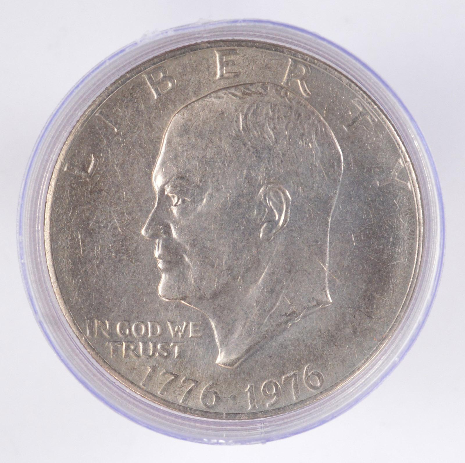 1976 Kennedy Half Dollars 4 Rolls Bulk lot 80 coins Bicentennial Coins