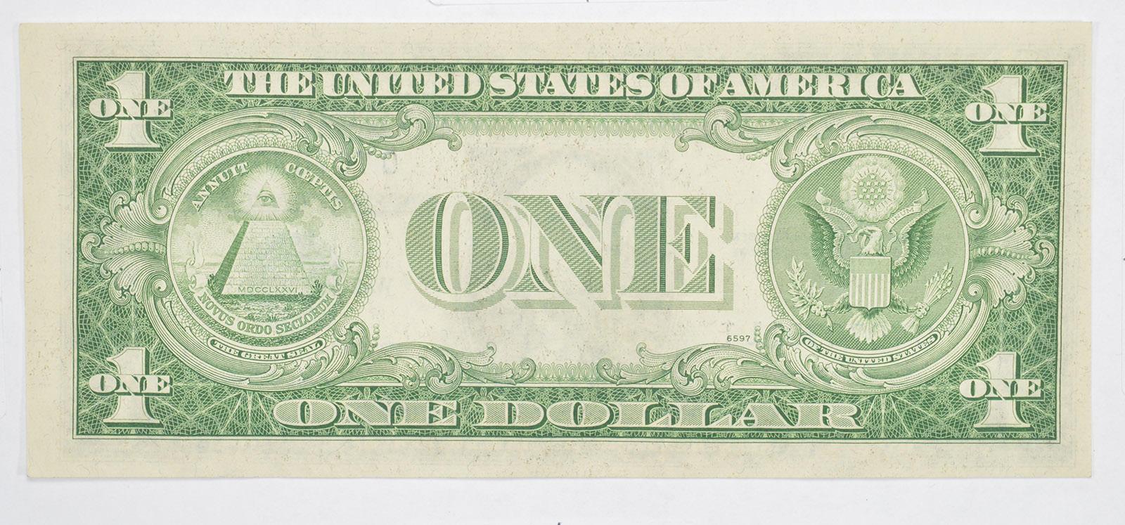 Crisp 1935 F Anderson 100 United States Silver Certificate Dollar