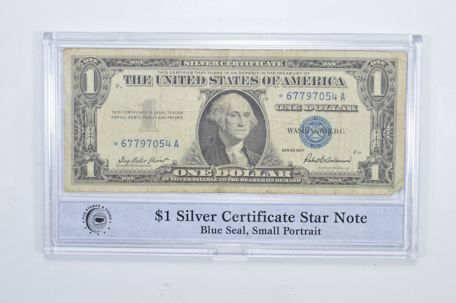 Currency Including Star Notes Nve Media