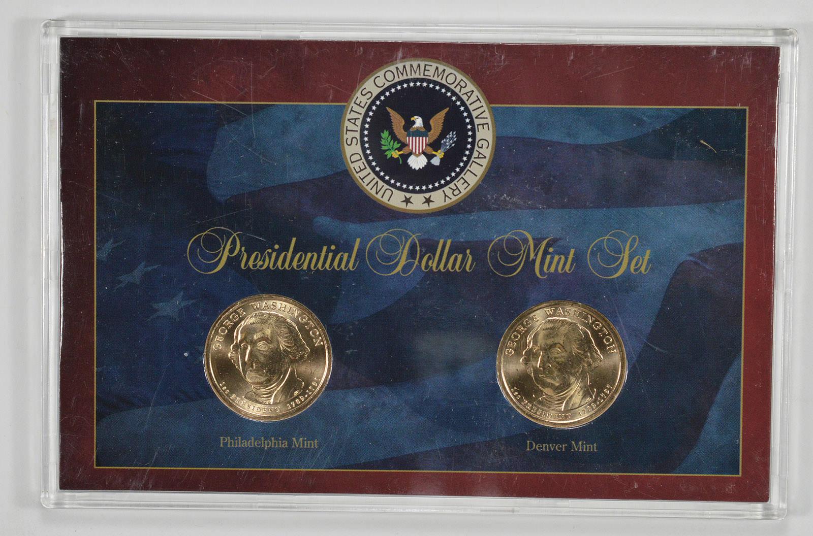 dollar coin collection