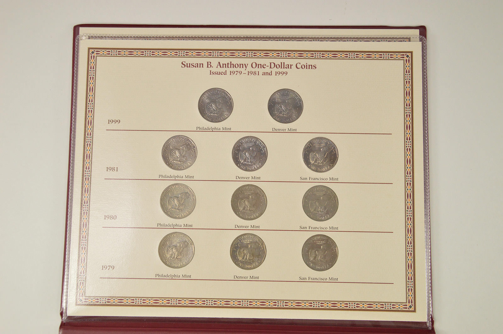 Historic Coin Collection