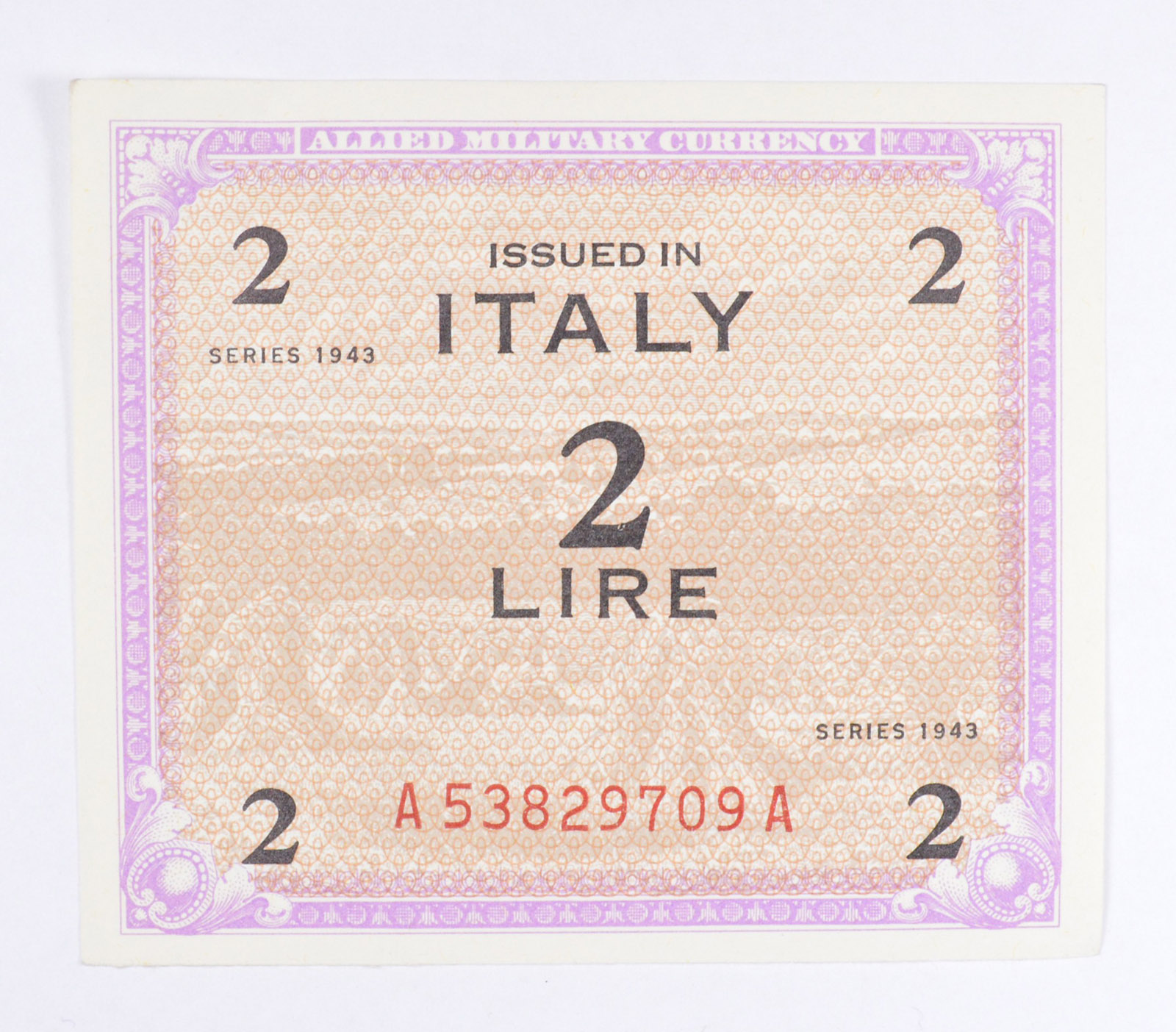 historic italian paper money currency interesting note from italy