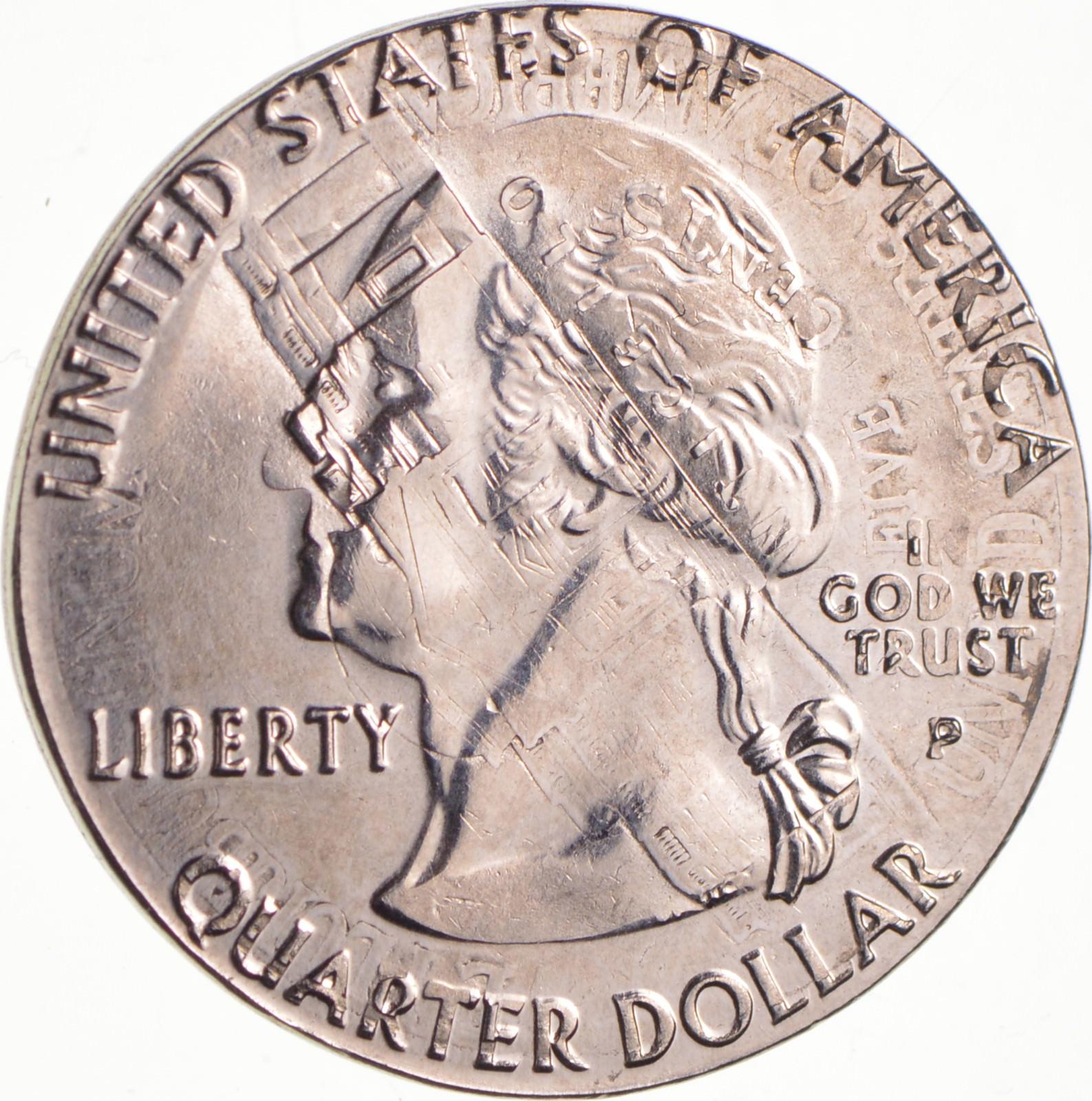 Jefferson Nickel WOW 2000-P Virginia State Quarter *MINT