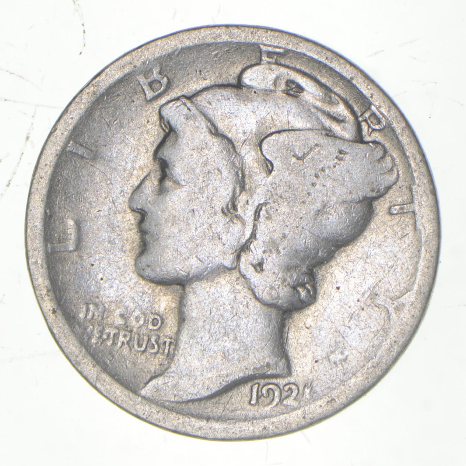Key date 1927 D Mercury dime