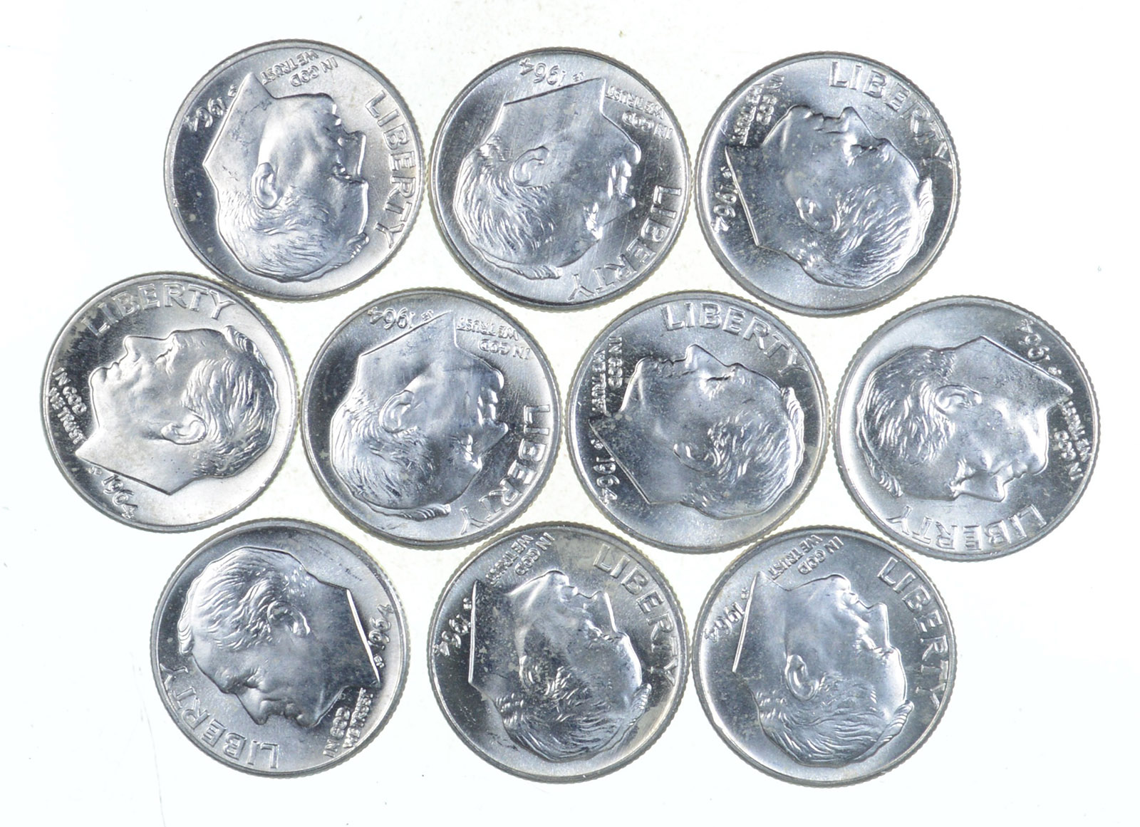 $1.00 One Dollar In SILVER Quarters and SILVER Dimes And Get A $1.00 Silver ...