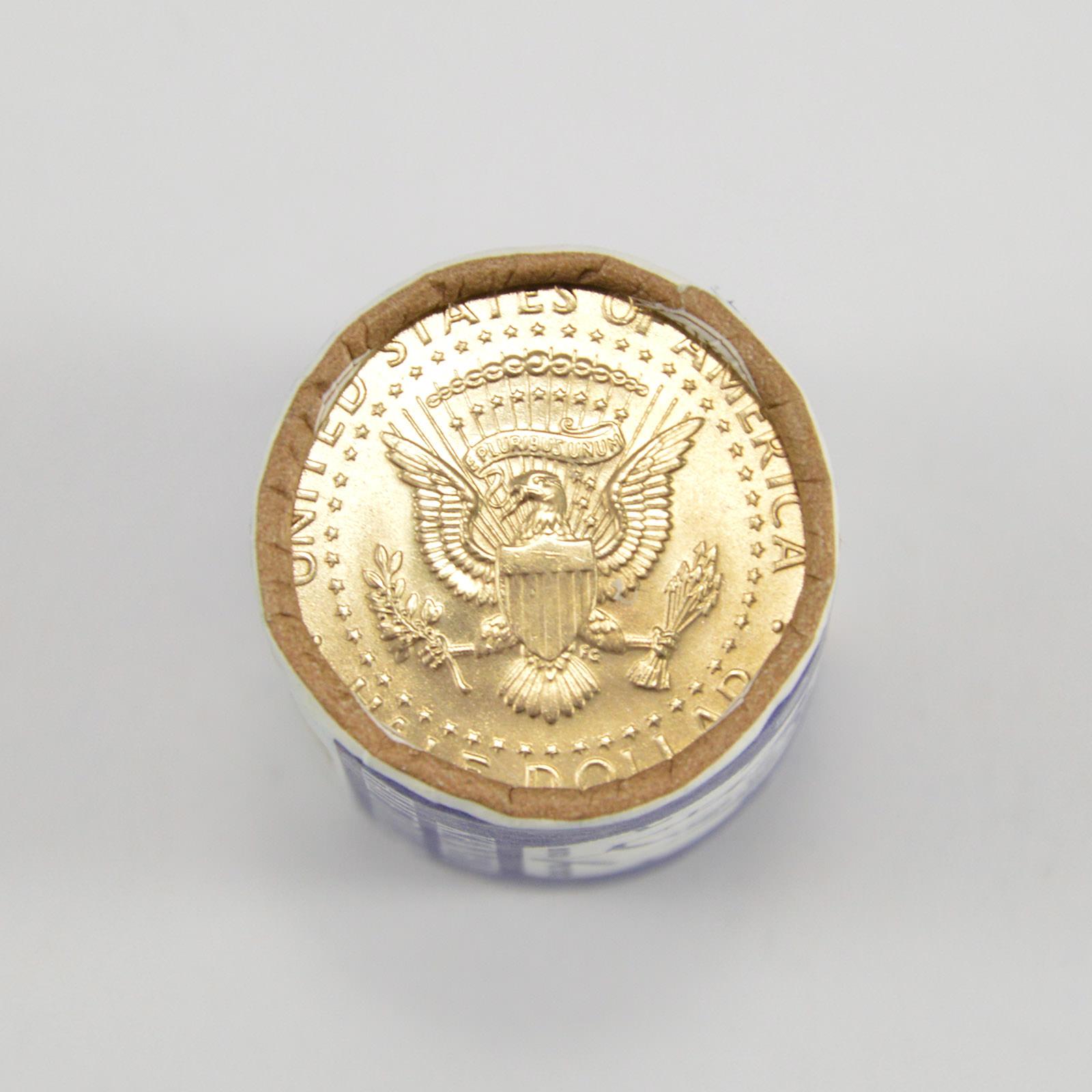 2002 D Kennedy Half Dollar ~ U.S Coin from Mint Roll