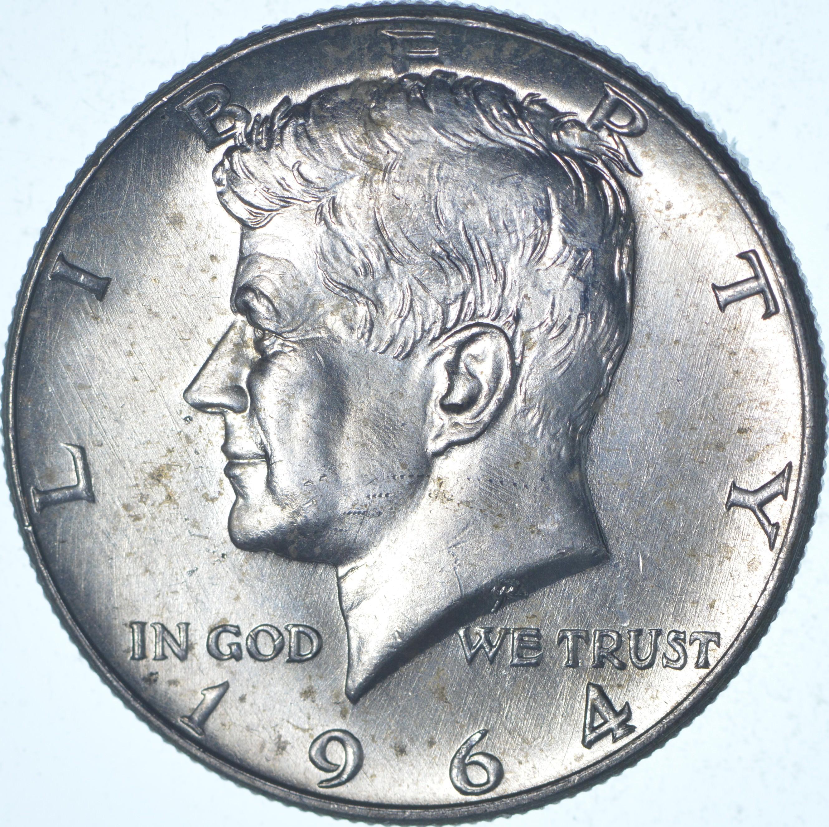 1964 D Double Die Nickel